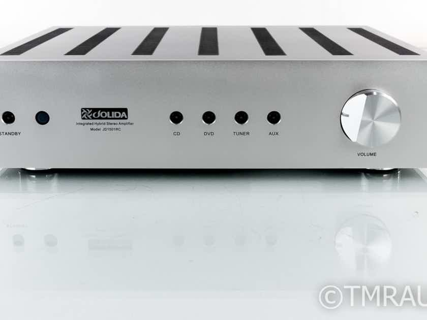 Jolida JD1501RC Stereo Integrated Amplifier; JD-1501 RC; Remote (19311)