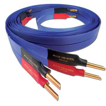 Nordost Blue Heaven LS 2 M Speaker Cables - Banana Plugs