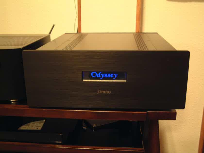 Odyssey Audio Stratos extreme +