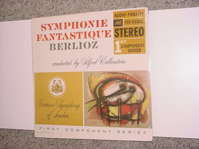 SEALED LP Record - Audio Fidelity FCS 50,003 Berlioz symphonie Fantastique Alfred Wallenstein