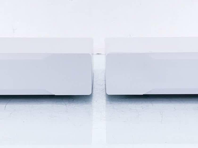 AURALiC  Merak Mono Power Amplifier Silver Pair; Warranty (14390)