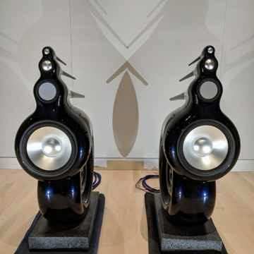 B&W (Bowers & Wilkins) Nautilus - Legendary Original Na...