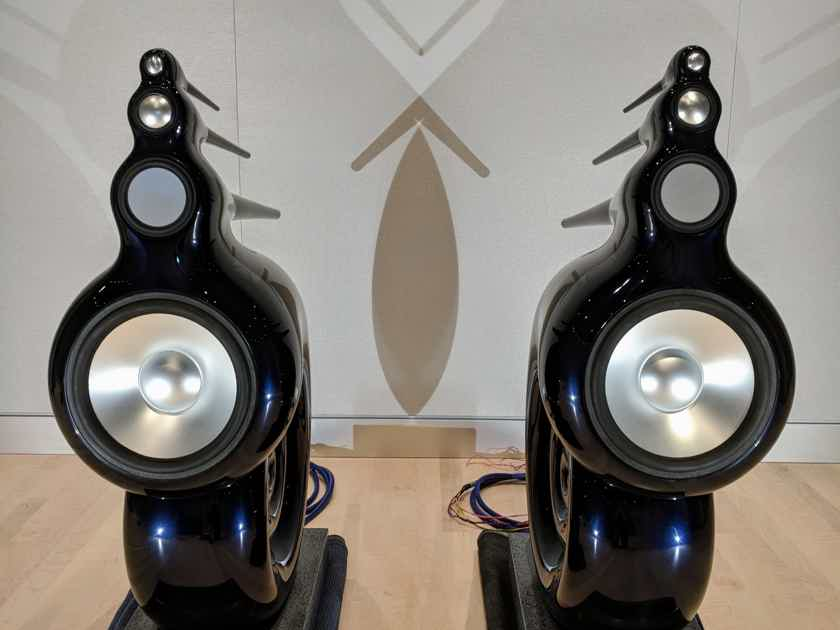 B&W (Bowers & Wilkins) Nautilus - Legendary Original Nautilus Shell Speakers