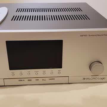 Halcro Amplifiers SSP-100