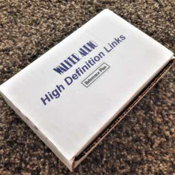 Walker Audio High Definition Links Reference Plus