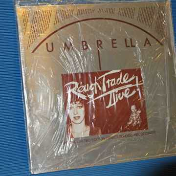 "ROUGH TRADE - ""Rough Trade Live"" -  Umbrella 1976 Impor..."