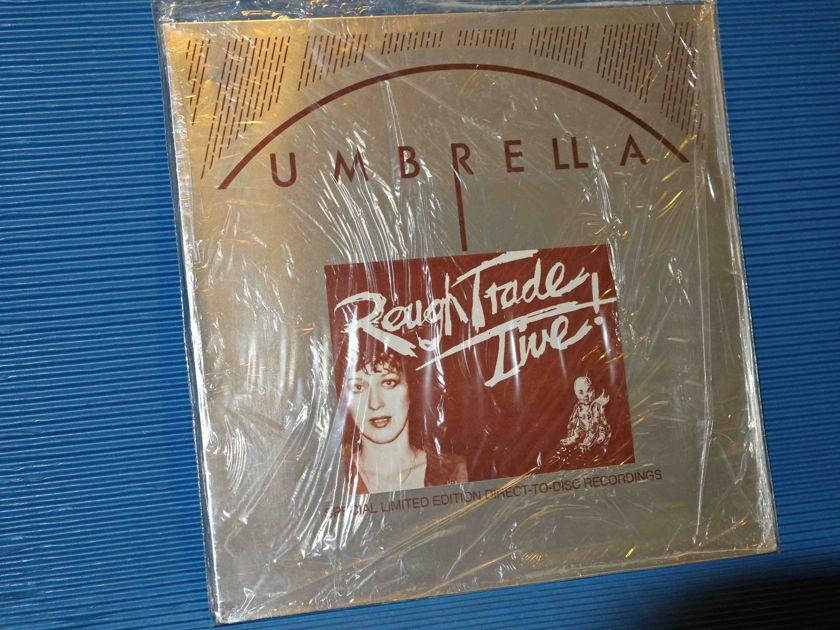 """ROUGH TRADE - """"Rough Trade Live"""" -  Umbrella 1976 Import Ltd Ed D-D SEALED!"""