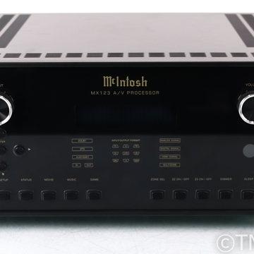 McIntosh MX123 13.2 Channel Home Theater Processor