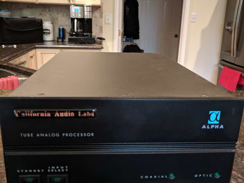 California Audio Labs Alpha