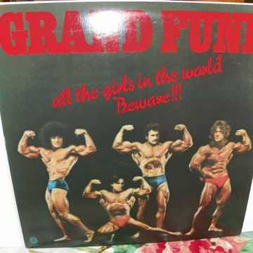 GRAND FUNK ALL THE GIRLS IN THE WORLD BEWARE
