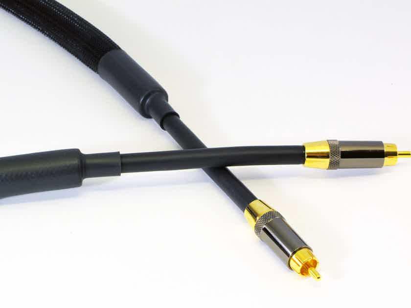 Purist Audio Design 1 meter Museaus RCA