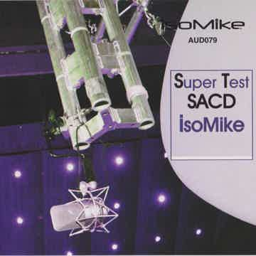 Various IsoMike Super Test SACD