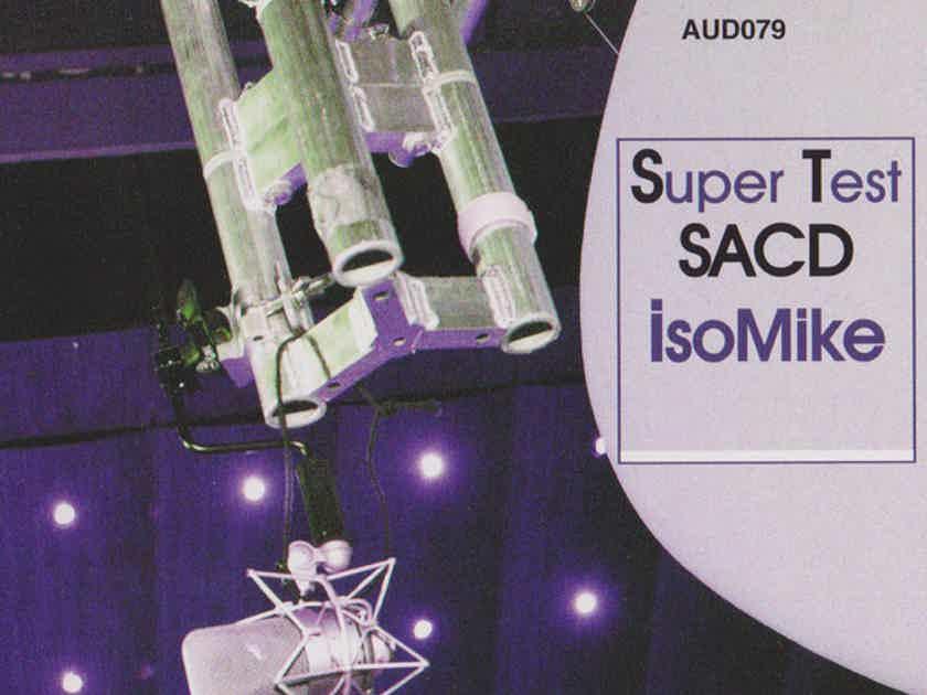 Various IsoMike Super Test SACD
