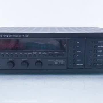 HR-722 Vintage Sonic Holography Receiver