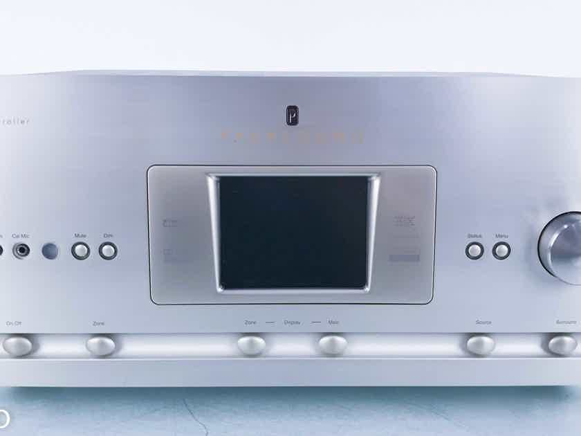 Parasound Halo C1 7.1 Home Theater Processor C-1; AS-IS (Volume/Display Issue) (15697)