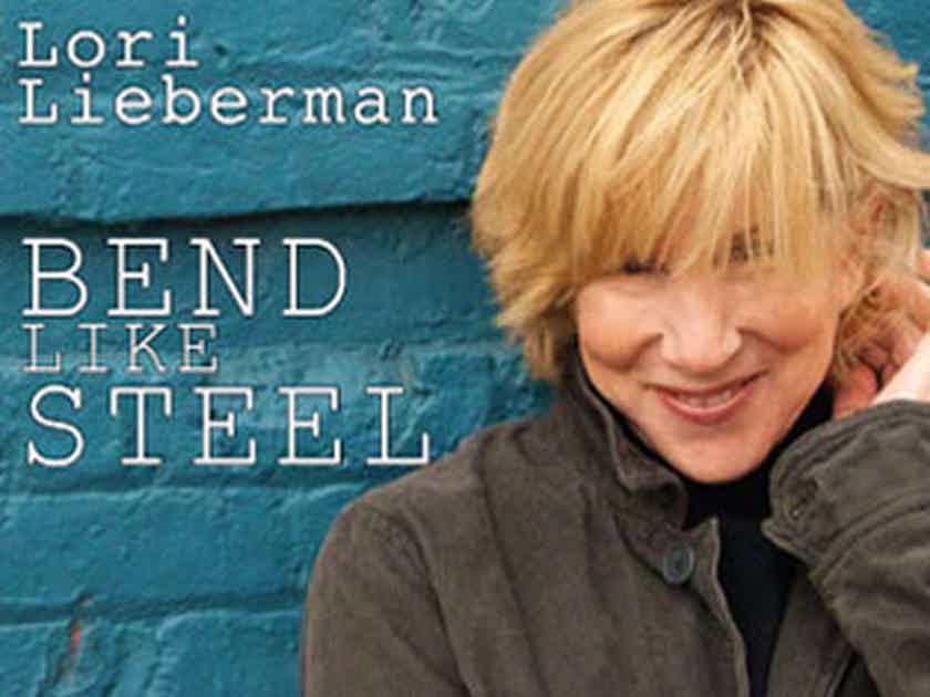 Lori Lieberman Bend Like Steel - SACD