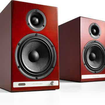 HD6 Wireless Powered Bookshelf Speakers