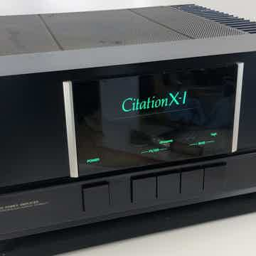 Harman Kardon Citation X-1