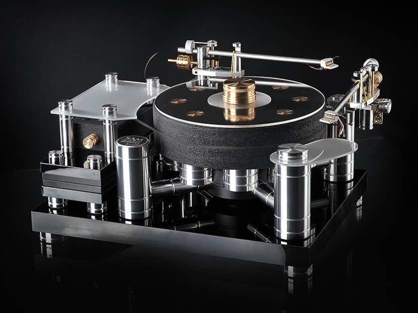 SAM (Small Audio Manufacture) Reference Turntable