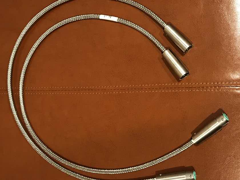Cabledyne Reference Copper XLR Cables