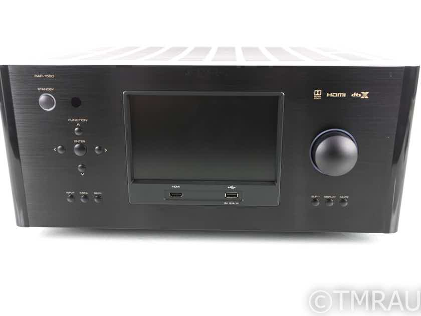 Rotel RAP-1580 7.2 Channel Home Theater Amplifier; Processor; Receiver; RAP1580 (19703)