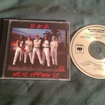 Big Audio Dynamite  No. 10,Upping St.Not Remastered Com...
