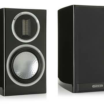 Monitor Audio GOLD 50 Bookshelf Speakers (4G - Disconti...