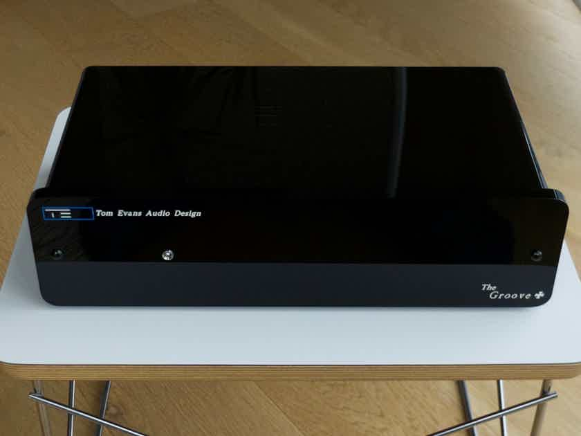 Tom Evans Audio Design Groove+ SRX mkII TOP of the Line Phono