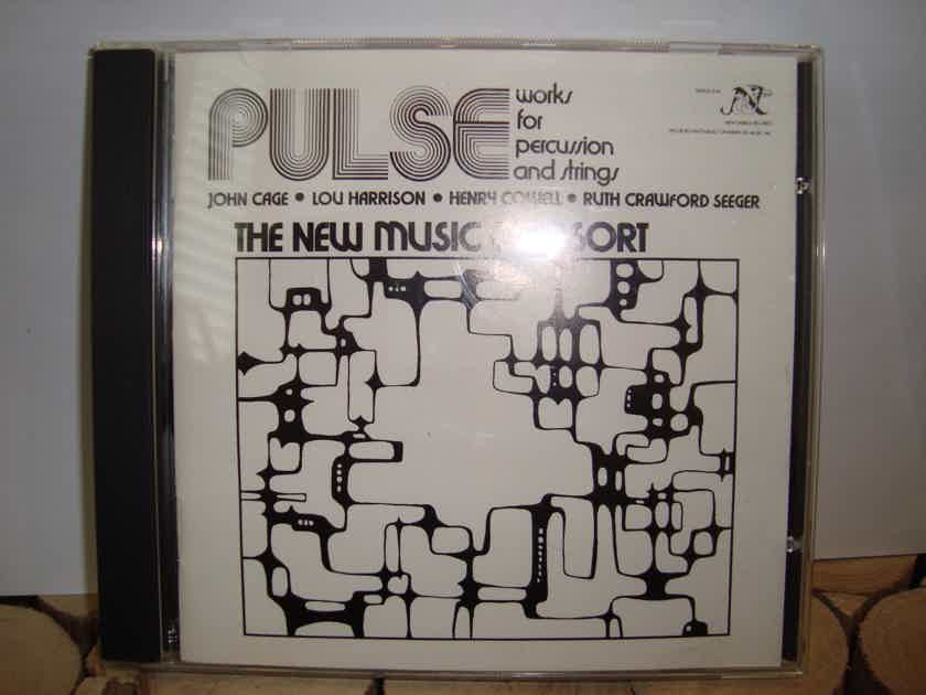 The New Music Consort - Pulse 24K Gold  Classic Records CD