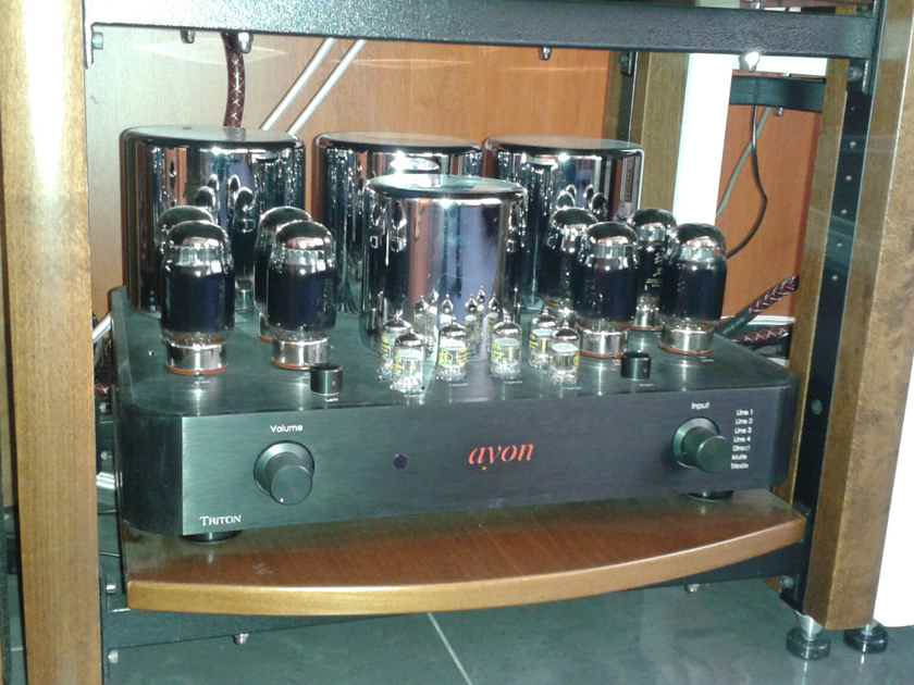 Ayon Audio Triton II Integrated amplifier Excellent ...