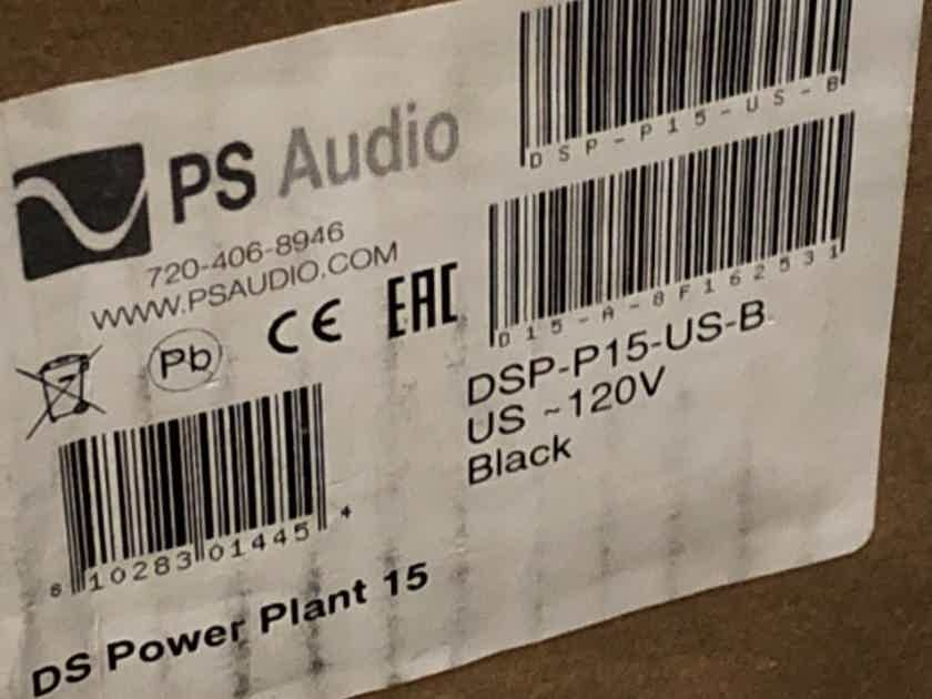 PS Audio P-15 Direct Stream Power Plant P15