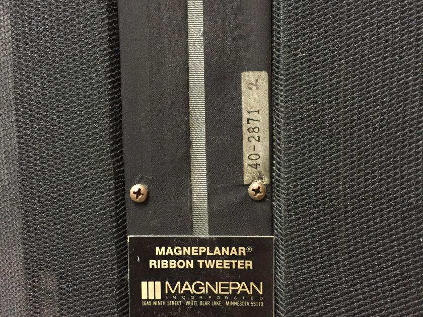 Mangnepan MG-2.6r Magneplanar Model MG-2.6/R Loudspeakers--Pair