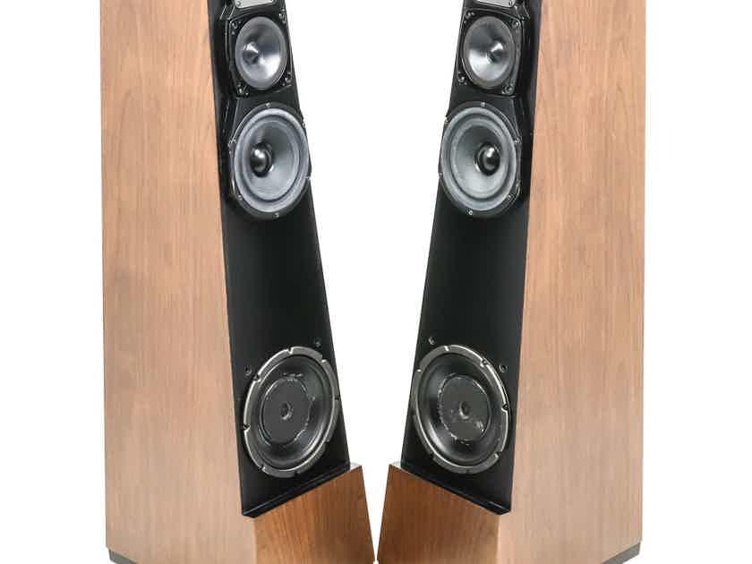 Vandersteen Treo Floorstanding Speakers; Walnut Pair (27389)