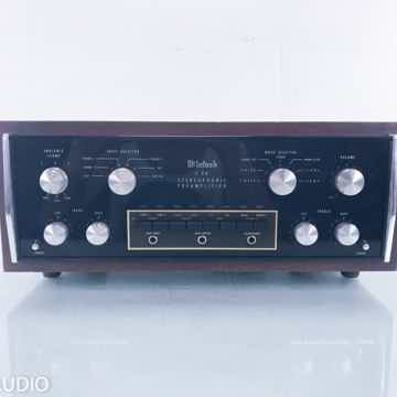 C28 Stereo Preamplifier; Vintage