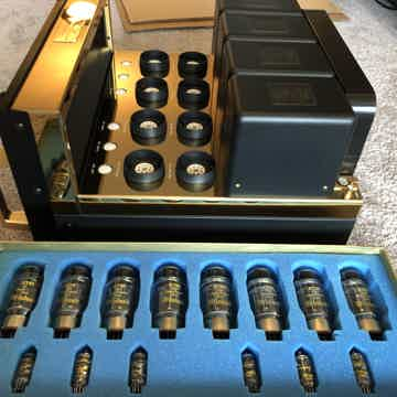 McIntosh MC-2000 Anniversary Gold Edition