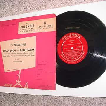 Dinah Shore and Buddy Clark S Wonderful
