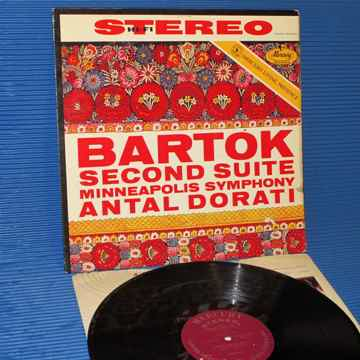 "BARTOK / Dorati  - ""2nd Suite"" -  Mercury Living Presen..."