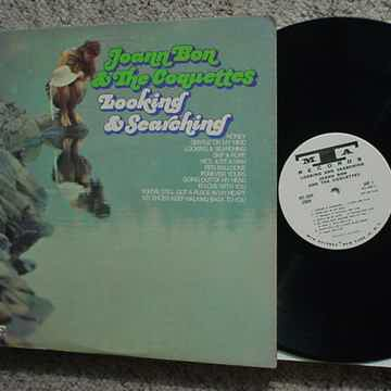 Joann Bon & the Coquettes looking & searching lp record...
