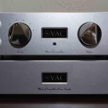 VAC Master Preamp