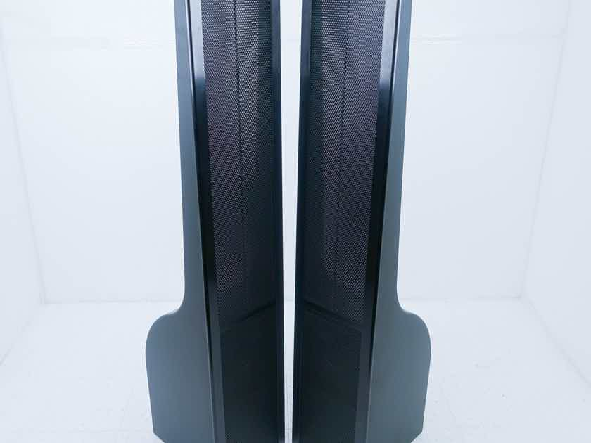 InnerSound Isis Hybrid Electrostatic Speakers Black Pair (15218)