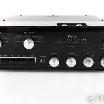 McIntosh C26 Vintage Stereo Preamplifier