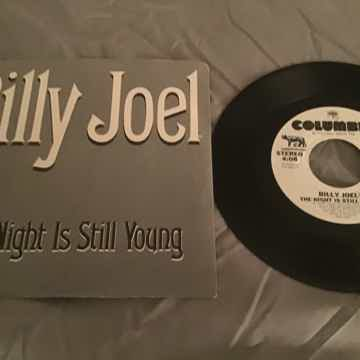 Billy Joel Promo 45 With Picture Sleeve Vinyl NM  The N...
