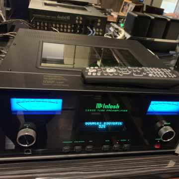 McIntosh C2500 (and look at other components! Will Offe...