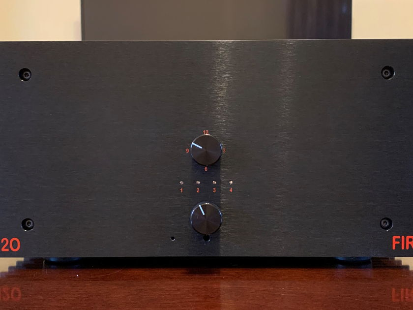 H2O Audio FIRE Preamp REDUCED PRICE
