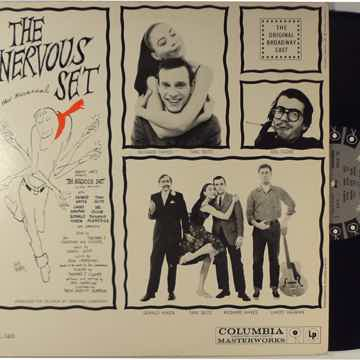 TOMMY WOLF FRAN LANDESMAN THE NERVOUS SET COLUMBIA OL 5430