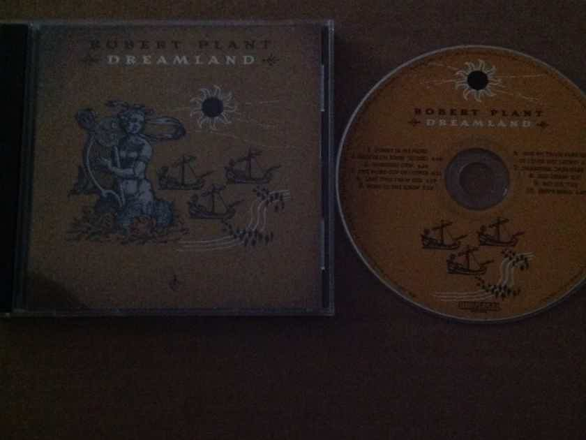 Robert Plant - Dreamland Esperanza Record Compact Disc