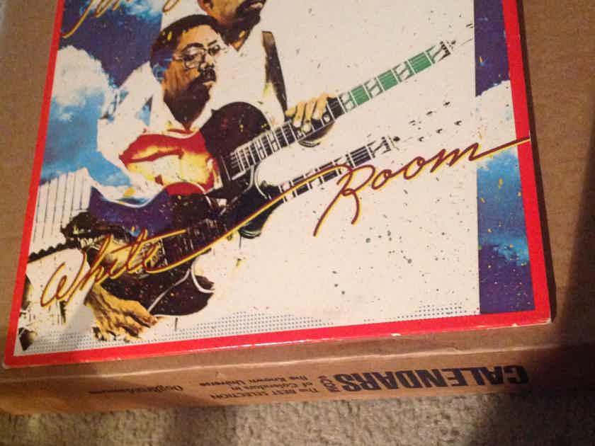Jimmy Ponder - White Room ABC Records Vinyl LP NM