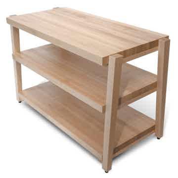 """Butcher Block Acoustics  rigidrack® 30"""" X 18"""" - 3 Shelf..."""