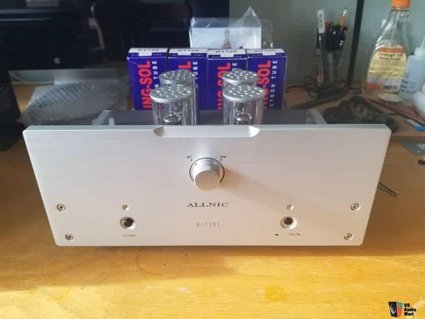 Allnic Audio H1201 Phono preamp