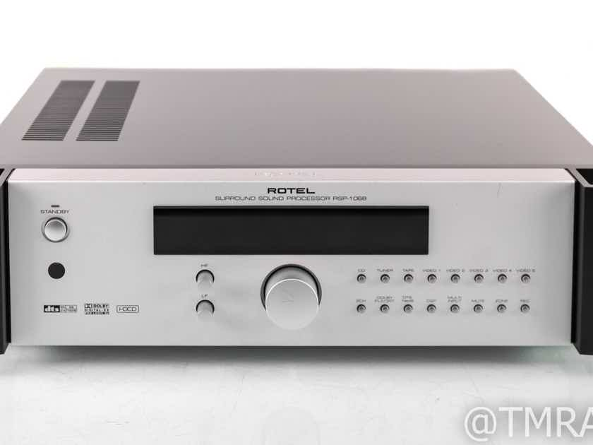 Rotel RSP-1068 7.1 Channel Home Theater Processor; RSP1068; Remote (27709)